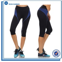 High-End Handmade Casual Oem Polyester/Spandex Custom Made Sexy Yoga Seven points pants