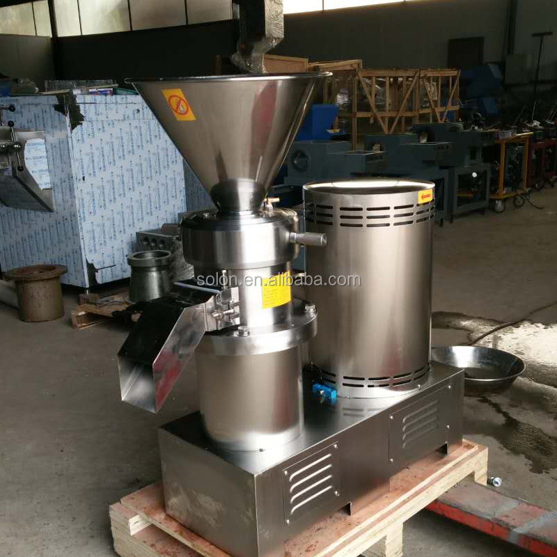 Solon factory price bone paste grinding mill Colloid milling machine