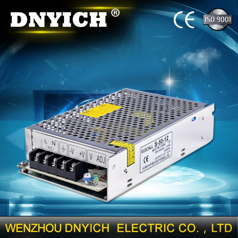 New design switching power supply vs. linear regulator with great price