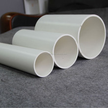 High quality white color upvc duct for water
