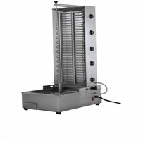 Multifunctional 12kw Kitchen Appliances Electric Shawarma