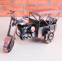 Birthday Gift Decorative Metal Model Truck