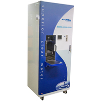 Automatic Water Vending Machine with Commercial Reverse Osmosis Filtration System