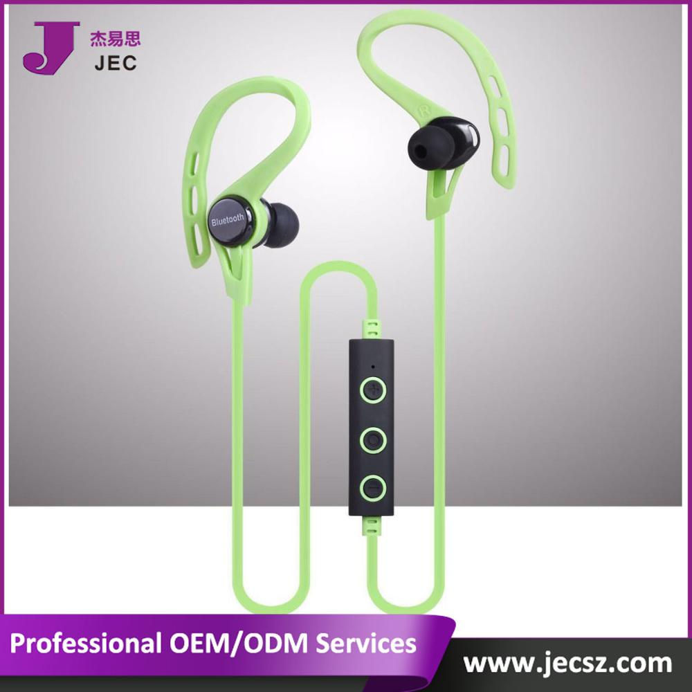 Shenzhen best selling blutooth headset mini wholesale headphone wireless Model JEC-ST40T
