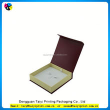 Customized printed offset printing gift packaging supplies