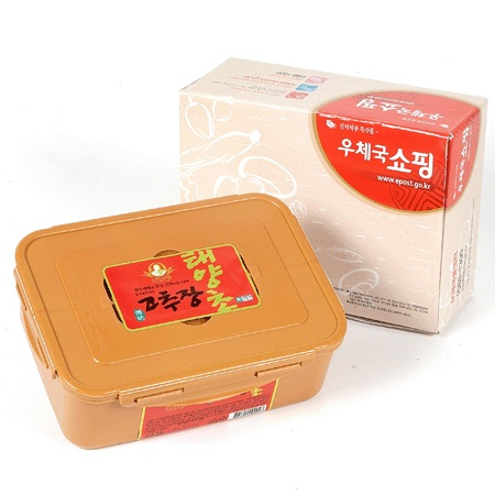 Korean Hot Pepper Paste 3kg , Sauces , Best , food , Yummy