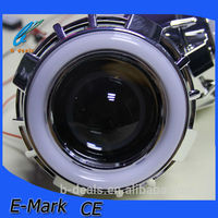 B-deals smoothly 80mm cotton headlight projector lens ,new design logo product for hid projector lens for all cars