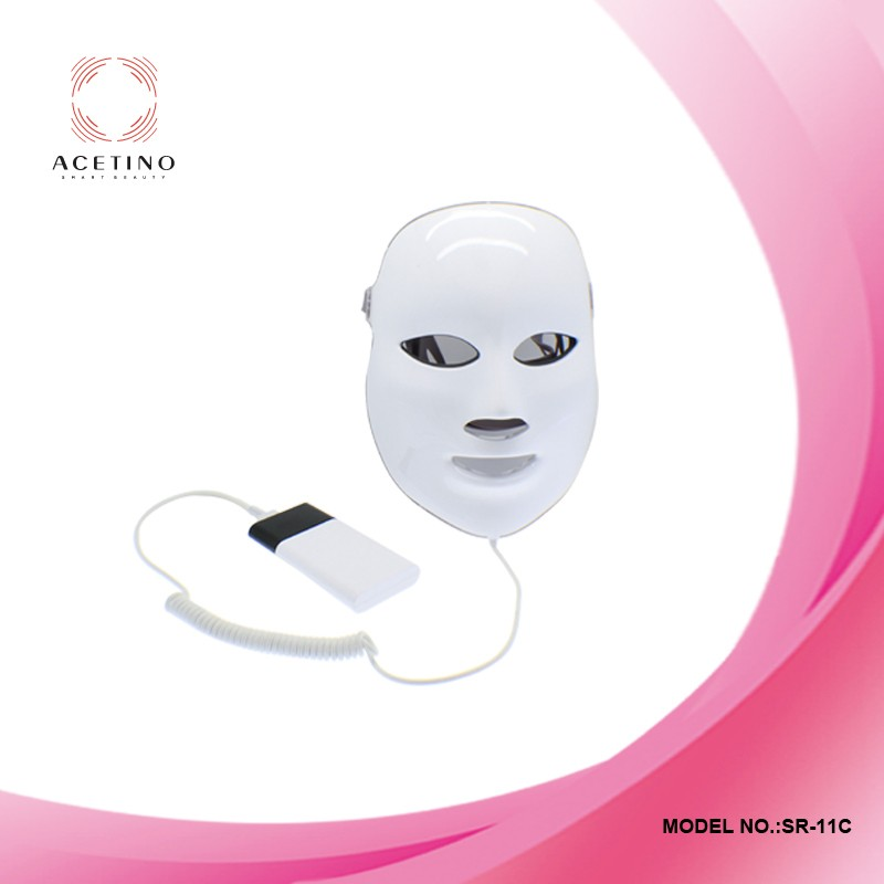 Fashion Colored Led Skin Therapy Pdt Led Mask For Home Use