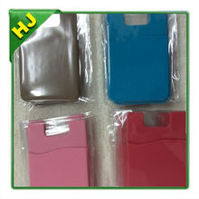 Waterproof flexible pocket for cell phone