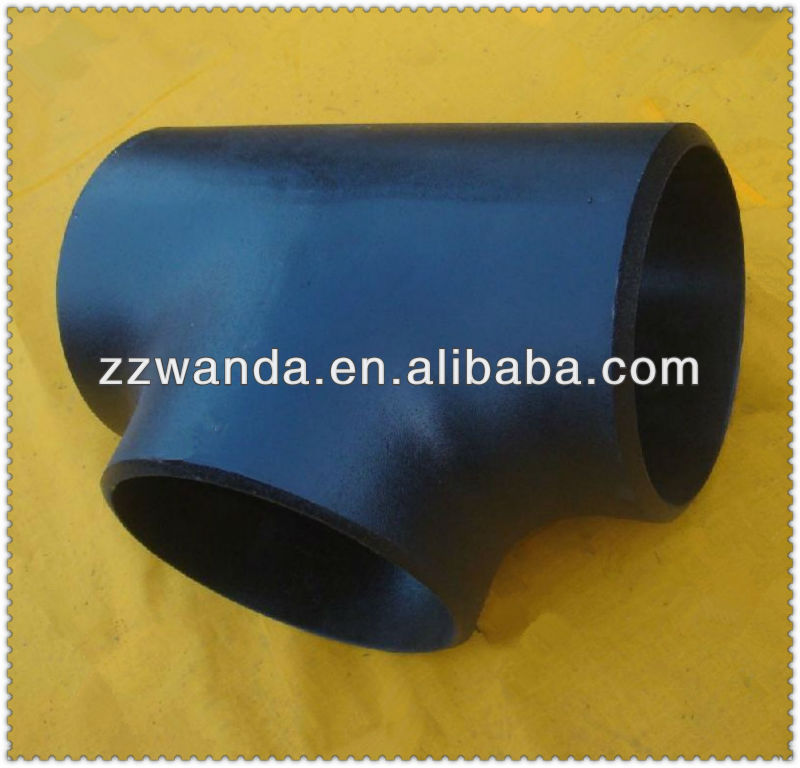 ASTM Pipe Fittings Welding & Forged CarbonSteel Tee
