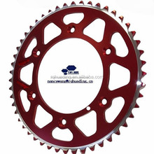 36-55 Teath Rear Aluminum MX Motocross Sprocket