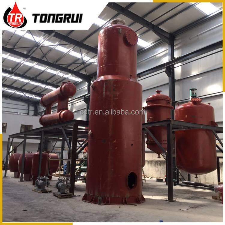 used motor oil recycling machine supplier in china