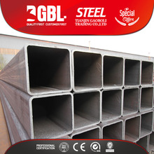BLACK SCHEDULE 40 SQUARE AND RECTANGULAR STEEL PIPE