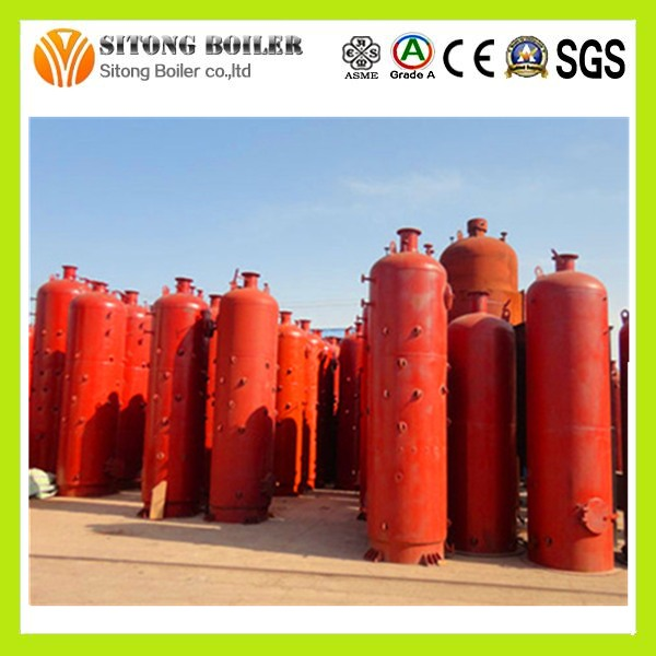China Brand LSH Coal fired Two Drum Bent Tube Vertical Boiler