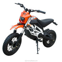 Compact Off road powerful 800W fast electric motorcycle E-motorcycle Electric bicycle scooter 36v 12ah