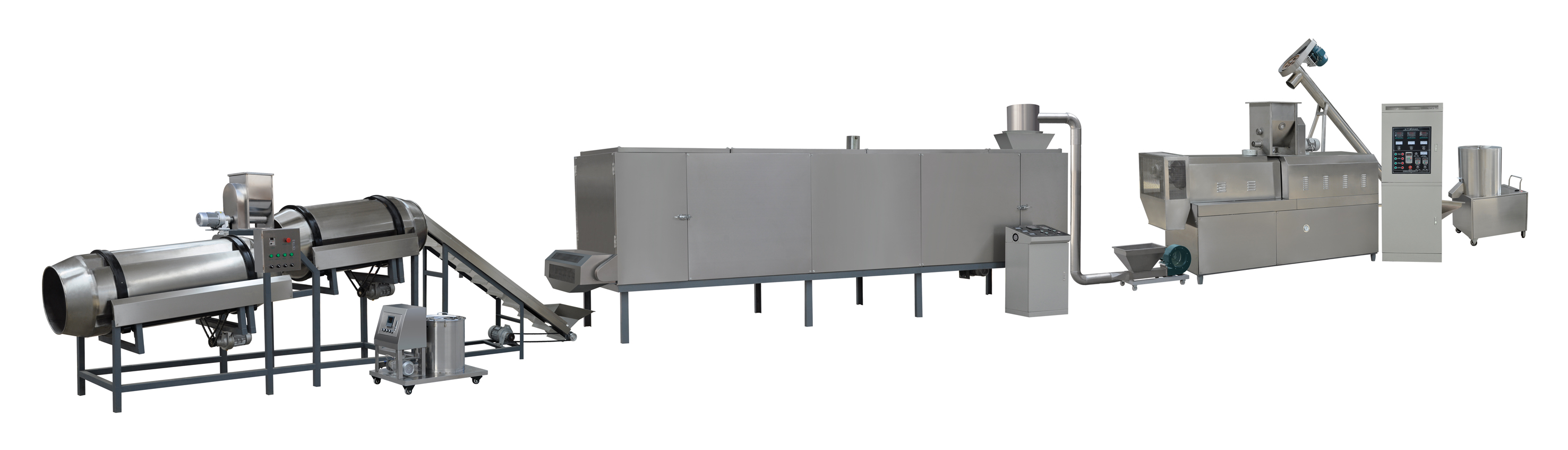 Dog food machinery