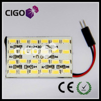 1210 24smd auto LED light with long span for JEEP NISSAN