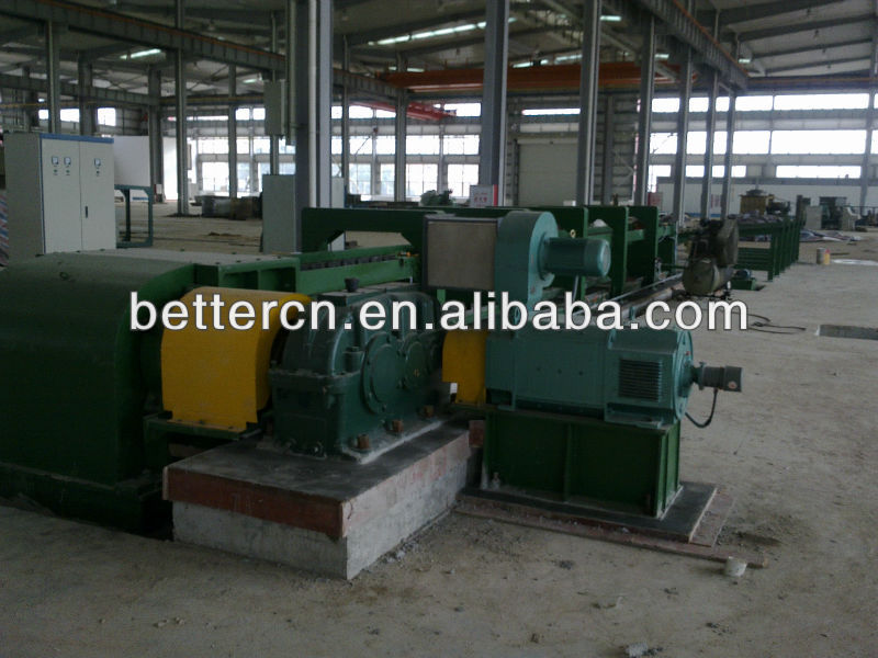 copper tube drawing machine, copper tube drawing bench
