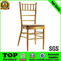 Strong Gold Aluminum Chiavari Chair ,camping aluminum reclining chair