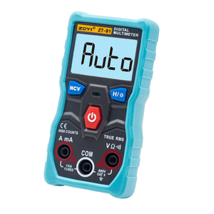Automatic range portable manual multimeter tester with fair price
