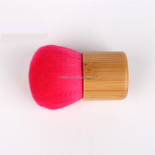 1pc Professional Bamboo Handle Makeup Brushes Make Up Kabuki Brush Foundation Blush Powder Brush Pincel Pinceaux Brochas