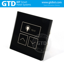 Soft LED backlight Light Dimmer Wall Switch