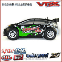 1 10 Scale 4 wheel RC Nitro Rally Cars FOR SALE