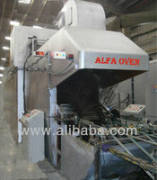 Travelling type Tin Printing Oven