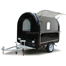 Street Mobile Coffee Cart Trailers For Australia Sale