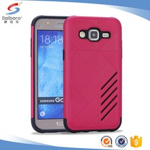 Trade assurance TPU+PC case cover for Samsung galaxy j5 2016