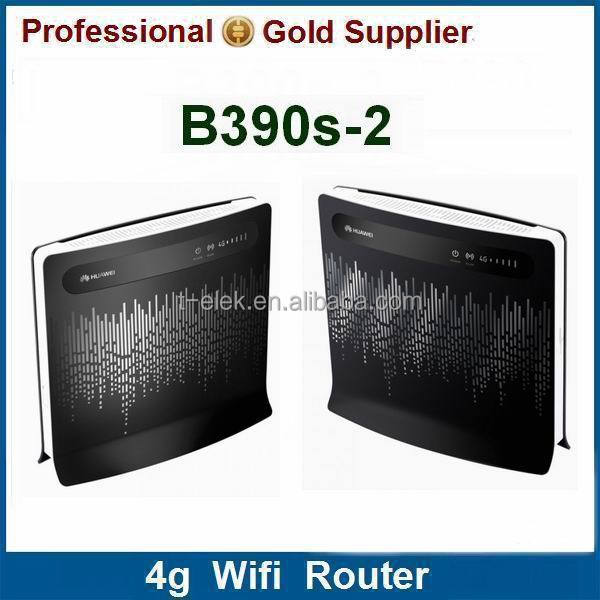 B390S-2 4 x Ethernet RJ45 LAN Ports 4g lte mobile wireless router