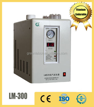 hydrogen generator for Gas Chromatograph--PEM/SPE water electrolyzer