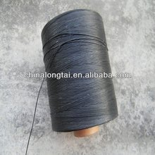 20s to 40s spun polyester waxed sewing thread