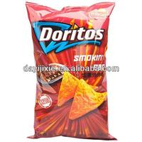 corn doritos tortilla snack making machine