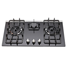 The Best and Cheapest 750*430mm portable 3 burner gas stove