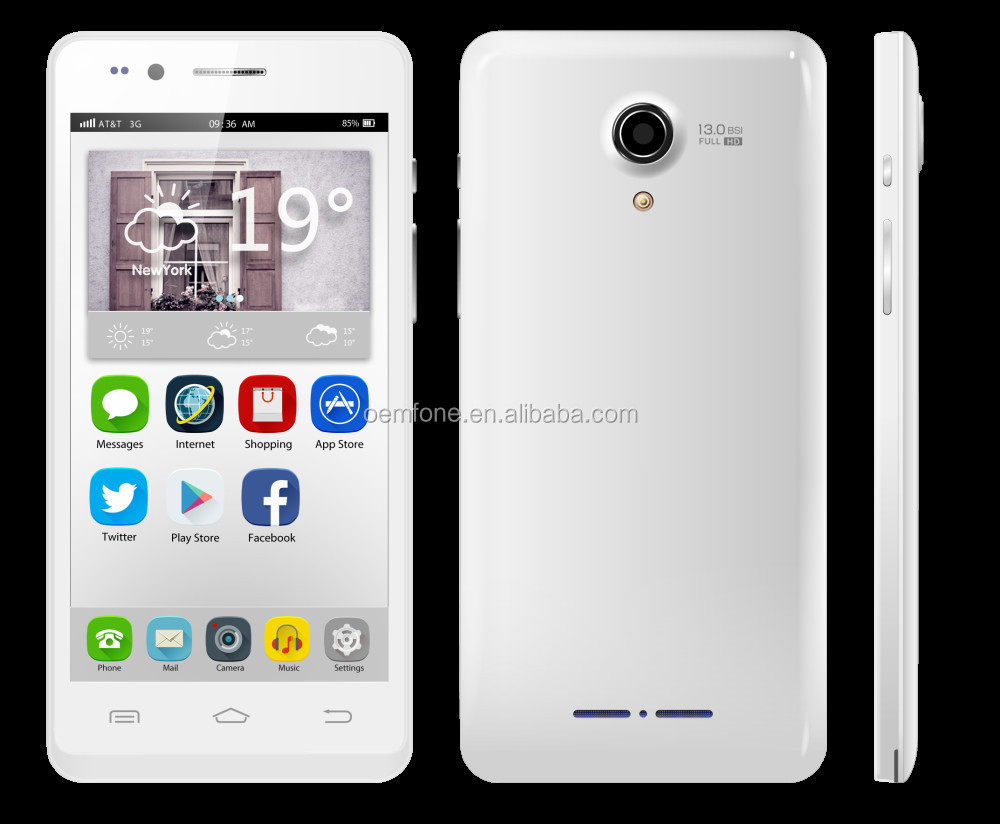 China Wholesale Market Cheapest 3G Android Dual Sim Mobile Phone
