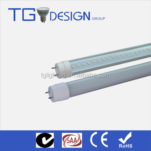 25 Watt 4 feet 1200mm T8 LED Light Tube 25W Fluorescent Bulb Replacement tuv listed Replacement Tube Light