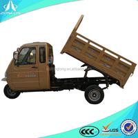 2015 china chongqing 250cc cargo carrier tricycle with cabin
