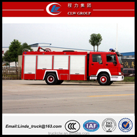 Pump fire fighting truck for sale