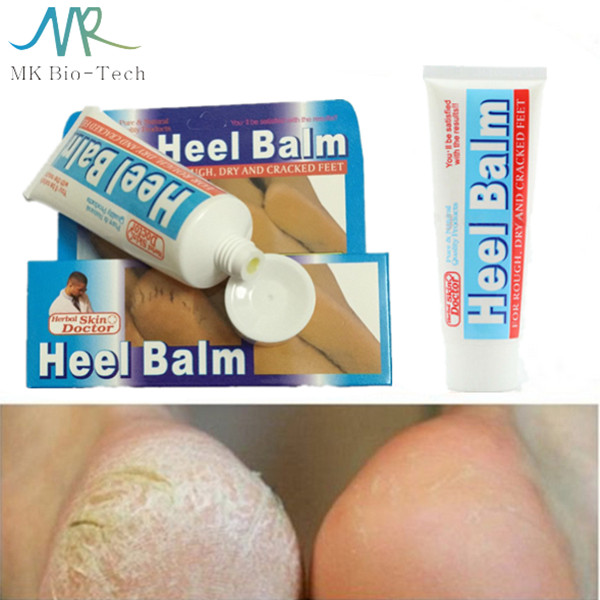 Anti rough dry cracked feet heel balm for foot care