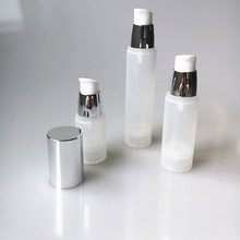 nice airless lotion bottle 15ml 30ml 50ml,AS/SAN airless cosmetics bottle