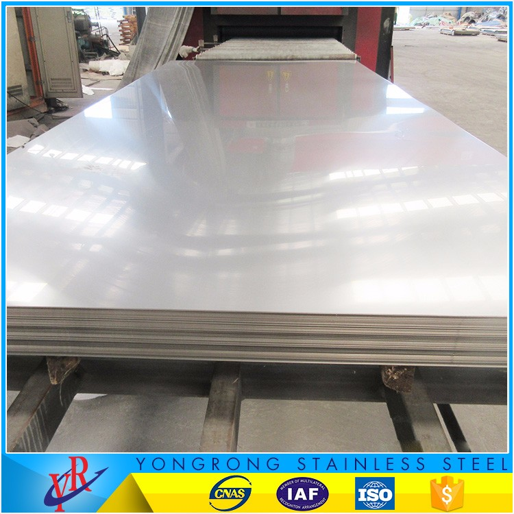 China supply 4'*8' sheet stainless steel 410 430 201 304 price