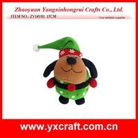 Beautiful mini stuffed christmas tree toy