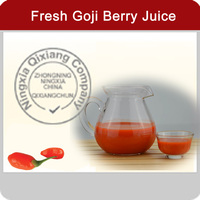 Wolfberry juice---100% pure natural fruit juice