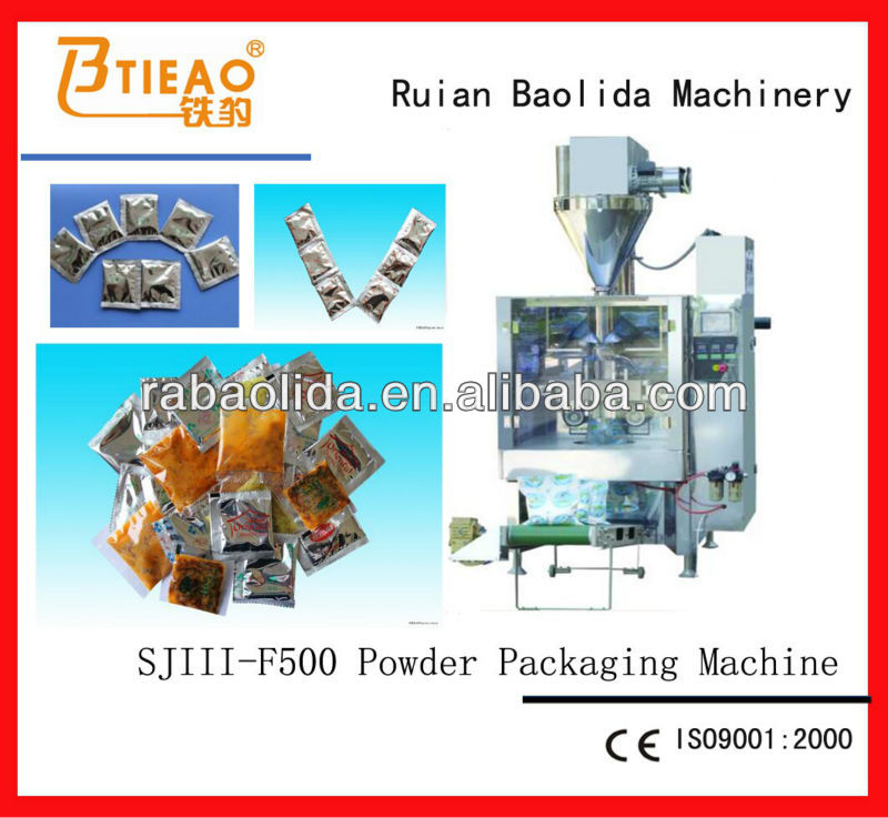 SJIII-F series Automatic Packaging Machine Spices