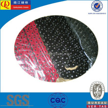 color o-ring motorcycle chain for ATV part