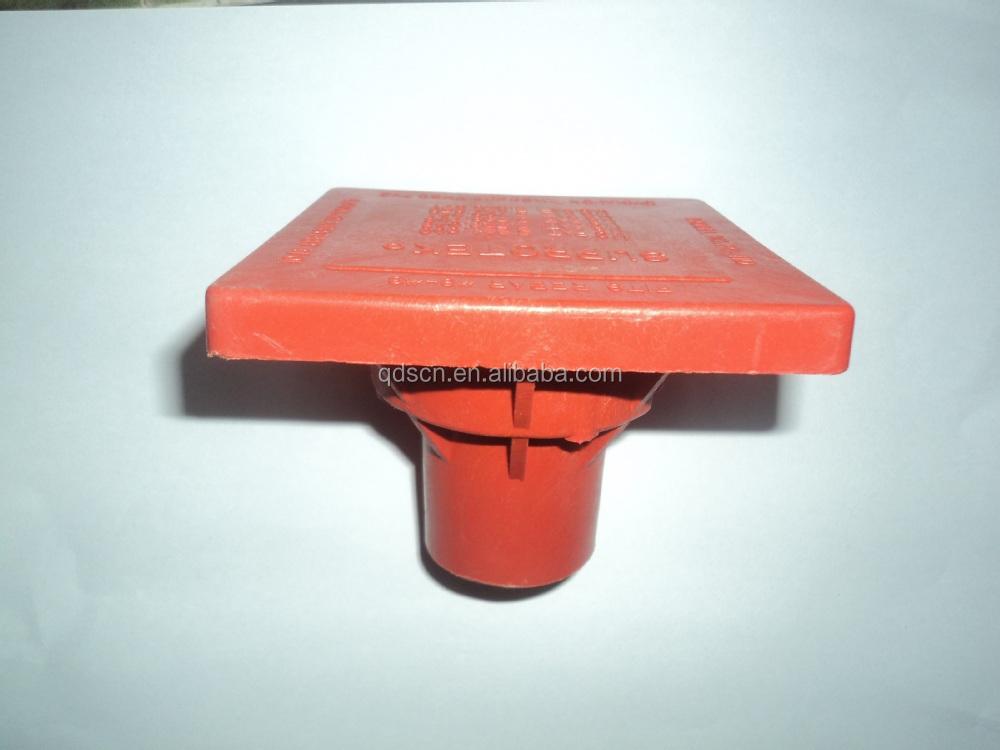 Osha plastic building material type safety rebar caps