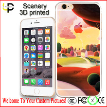 new 3D science scenery cell phone case for nokia c3