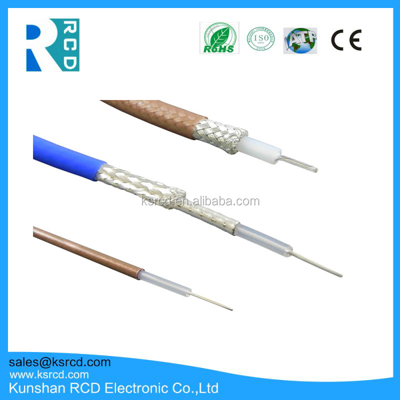 (High Temperature Cable/RF Coaxial Cable)50ohm semi soft cable