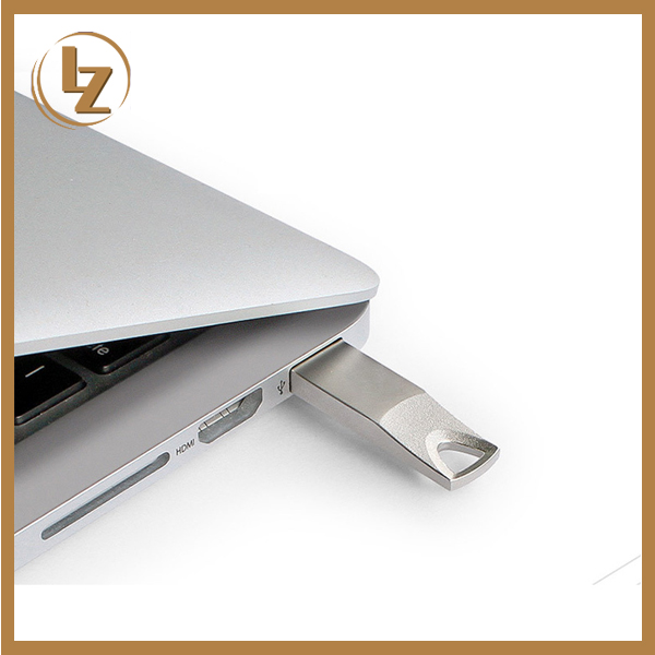 Metal USB flash disk USB2.0 fast delivering gift package pendrive factory direct price